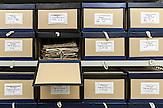 Das bulgarische Stasi-Archiv wurde 2006 für Wissenschaftler zugänglich gemacht.