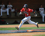 vs. St. John's during an NCAA Regional game at Davenport Field in Charlottesville, Va. on Sunday, June 6, 2010.