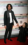 Chris Cornell &amp; daughter<br />arriving for The 31st Kennedy Center Honors at the Kennedy Center Hall of States in Washington, D.C. December 7, 2008