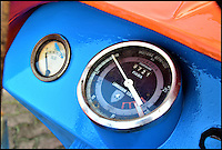 BNPS.co.uk (01202 558833)<br /> Pic: Bonhams/BNPS<br /> <br /> 2500 rpm is unlikely to burn much rubber.<br /> <br /> Top Gear - down on the farm...<br /> <br /> The worlds slowest Lambo...<br /> <br /> An extremely rare 60 year-old tractor produced by Lamborghini - a name far more synonymous with stylish sports cars than agricultural machinery - has emerged for auction.<br /> <br /> The 1957 Lamborghini DLA 35 tractor is one of only 117 built by the Italian manufacturer and is valued at &pound;22,000. <br /> <br /> It was made by Lamborghini Trattori which was founded in 1948 by Ferruccio Lamborghini, 15 years before he established the sports car giant Lamborghini Automobili.<br /> <br /> The tractor is powered by Lamborghini's own three-cylinder 2,200cc engine and has 36 brake horsepower.