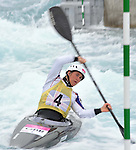 28/04/2013 - GB Canoe Slalom Team Selection - Lea Valley White Water Park