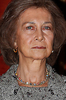 Queen Sofia of Spain attends 25th Anniversary of the Contemporary Art Collectio