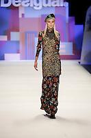 FEB 11 DESIGUAL show at New York Fashion Week