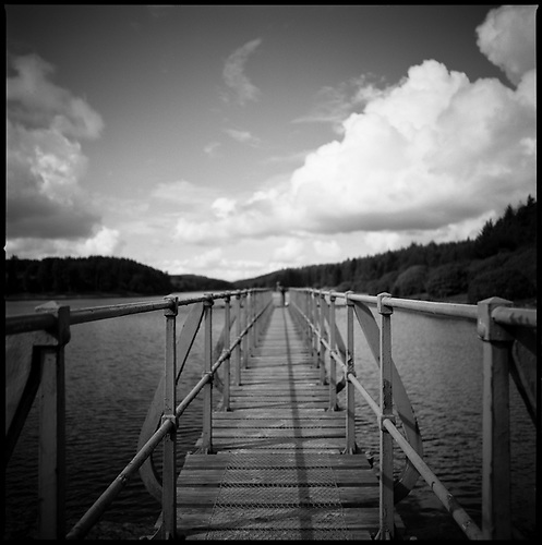 Kennick Resevoir, Devon by Paul Cooklin