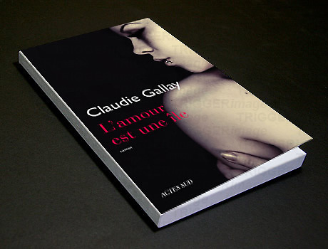 artist: Leslie Anne O'Dell  client: Actes Sud