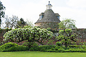 The Pigeon House seen from the Vegetable Garden, Rousham House and Garden.