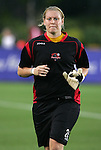 16 May 2008: Atlanta's Ashley Phillips. The Atlanta Silverbacks Women defeated the Carolina Railhawks Women 5-0 at WakeMed Stadium in Cary, NC in a 2008 United Soccer League W-League regular season game.