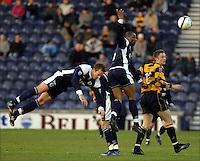 Raith v Albion Rovers 3/2/07
