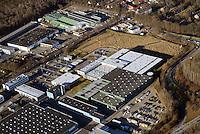 Gewerbe Flaechen Glinde: EUROPA, DEUTSCHLAND, SCHLESWIG-HOLSTEIN, GLINDE, 02.12.2016: Gewerbe Flaechen Glinde