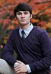 10-19-14, Kyle McLaughlin senior portraits