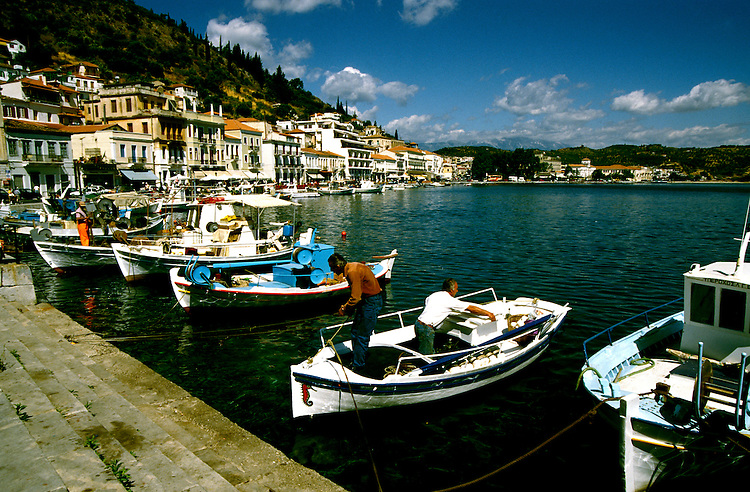 Cruising, Mediterranean, Europe, Greece, Island of Gythion, Photo: crumed103  .Photo Copyright: Lee Foster, (510) 549-2202, lee@fostertravel.com, www.fostertravel.com