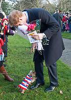 Prince Harry Befriends Pixie - Exclusive - UK