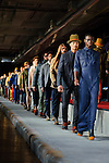 Levi Strauss: Mercedes Benz Fashion Week F/W 2012