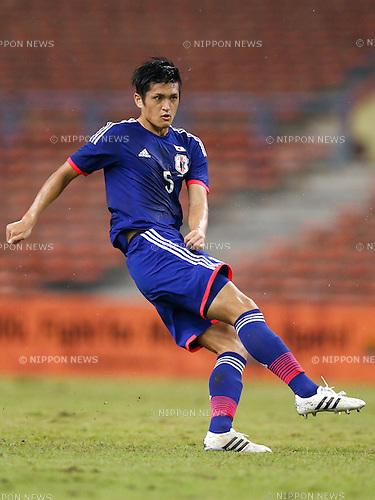 Naomichi Ueda (JPN), MARCH 29, 2015 - Football / Soccer : AFC U-23 Championship 2016 Qualification Group I match between U-22 Japan 2-0 U-22 Vietnam at Shah Alam Stadium in Shah Alam, Malaysia. (Photo by Sho Tamura/AFLO SPORT)