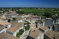 Rooftops of Saint-Emilion