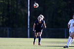 CARY, NC - APRIL 08: Courage's Michaela Hahn. The NWSL's North Carolina Courage played a preseason game against the University of North Carolina Tar Heels on April 8, 2017, at WakeMed Soccer Park Field 3 in Cary, NC. The Courage won the match 1-0.