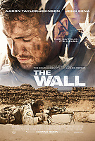 The Wall (2017)<br /> POSTER ART<br /> *Filmstill - Editorial Use Only*<br /> CAP/FB<br /> Image supplied by Capital Pictures