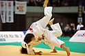 (L to R) Kaoru Matsumoto (-57kg), Megumi Ishikawa (-57kg), NOVEMBER 13, 2011 - Judo : Kodokan Cup 2011, Women's Women's -57kg category final at Chiba Port Arena, Chiba, Japan. (Photo by Jun Tsukida/AFLO SPORT) [0003]