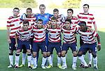 2012.09.10 United States U-17 at Columbus Crew Academy