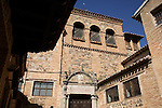 House of Greco, placed in the middle of the Jewish quarter, Toledo, Castile La Mancha