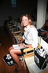 U.S. 2012 Olympic Gold Medalist Susan Francia-Front Row-Boy Meets Girl Forever Young Fashion Show Held at Style 360, NY   9/12/12