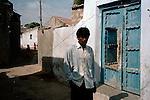 Street scene, Bet Dwarka