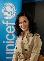 Katy Perry at UNICEF House - New York