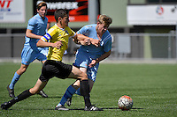 20161203 National Youth League - Wellington Phoenix v Hawke's Bay United