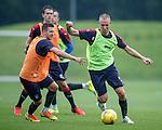 200716 Rangers training