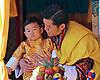 King Wangchuck & Prince - Jigme Bhutan National Day