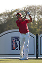 Ryo Ishikawa (JPN),.MARCH 22, 2012 - Golf :.Ryo Ishikawa of Japan tees off on the 14th hole during the first round of the Arnold Palmer Invitational at Arnold Palmer's Bay Hill Club and Lodge in Orlando, Florida. (Photo by Thomas Anderson/AFLO)(JAPANESE NEWSPAPER OUT)