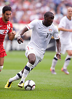 Jozy Altidore, Adra Turan. The USMNT defeated Turkey, 2-1, at Lincoln Financial Field in Philadelphia, PA.