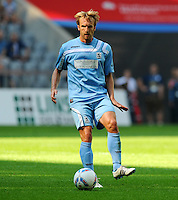 2. Oktober 2011: Muenchen, Allianz Arena: Fussball 2. Bundesliga, 10. Spieltag: TSV 1860 Muenchen - SG Dynamo Dresden: Muenchens Daniel Bierofka am Ball.