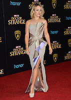 LOS ANGELES, CA. October 20, 2016: Rachel McAdams at the world premiere of Marvel Studios' &quot;Doctor Strange&quot; at the El Capitan Theatre, Hollywood.<br /> Picture: Paul Smith/Featureflash/SilverHub 0208 004 5359/ 07711 972644 Editors@silverhubmedia.com