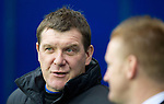 Rangers v St Johnstone...19.11.11   Scottish Premier League.St Johnstone Assistant Manager Tommy Wright.Picture by Graeme Hart..Copyright Perthshire Picture Agency.Tel: 01738 623350  Mobile: 07990 594431