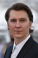 Paul Dano<br /> 'Okie' photocall at the 70th Cannes Film Festival, France, May 17, 2017<br /> CAP/Phil Loftus<br /> &copy;Phil Loftus/Capital Pictures /MediaPunch ***NORTH AND SOUTH AMERICAS, CANADA and MEXICO ONLY***