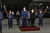 april 13-16,US General Philip M Breedlove's farewell ceremony as Supreme Allied Commander Europe at