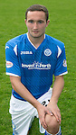 St Johnstone FC Photocall, 2015-16 Season....03.08.15<br /> Chris Kane<br /> Picture by Graeme Hart.<br /> Copyright Perthshire Picture Agency<br /> Tel: 01738 623350  Mobile: 07990 594431