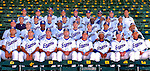 19 June 2005: Vermont Expos Baseball Card Images and Team Shots for 2005. For in-house use by the Vermont Expos Only. Editorial or other use of images by other publications or media outlets must secure licensing from the photographer Ed Wolfstein prior to publication, and is based on standards of circulation, and placement in a given publication.<br /><br />Mandatory Credit: Ed Wolfstein.
