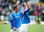 St Johnstone v Rangers 13.05.12