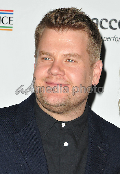 25 February 2016 - Santa Monica, California - James Corden. 2016 Oscar Wilde Awards sponsored by the US-Ireland Alliance held at Bad Robot. Photo Credit: Koi Sojer/AdMedia