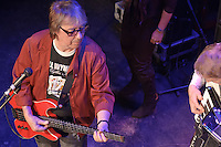 Bill Wyman and his Rhythm Kings on tour 2011 at the Fabrik in Hamburg