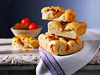 Sun dried tomato Focaccia Italian bread