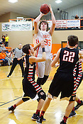 Gravette-Pea Ridge Basketball - Jan. 30, 2015