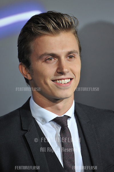 "Kenny Wormald at the Los Angeles premiere of his new movie ""Footloose"" at the Regency Village Theatre, Westwood, CA..October 3, 2011  Los Angeles, CA.Picture: Paul Smith / Featureflash"