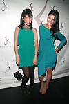 Guests Attend Attend JONES MAGAZINE PRESENTS SACHIKA TWINS BDAY BASH at SL, NY 12/12/11