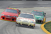 30 March - 1 April, 2012, Martinsville, Virginia USA.Ryan Newman, David Stremme, Dale Earnhardt Jr..(c)2012, Scott LePage.LAT Photo USA
