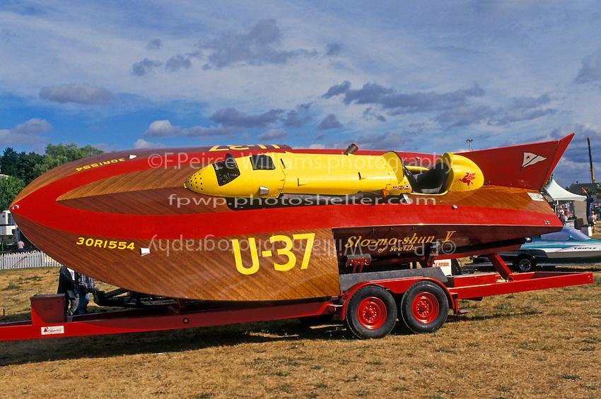 """U-37 """"Slo-Mo-Shun V"""""""