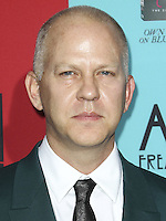 HOLLYWOOD, LOS ANGELES, CA, USA - OCTOBER 05: Ryan Murphy arrives at the Los Angeles Premiere Screening Of FX's 'American Horror Story: Freak Show' held at the TCL Chinese Theatre on October 5, 2014 in Hollywood, Los Angeles, California, United States. (Photo by Celebrity Monitor)
