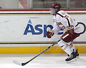 Steven Whitney (BC - 21) - The Boston College Eagles and University of New Hampshire Wildcats tied 4-4 on Sunday, February 17, 2013, at Kelley Rink in Conte Forum in Chestnut Hill, Massachusetts.